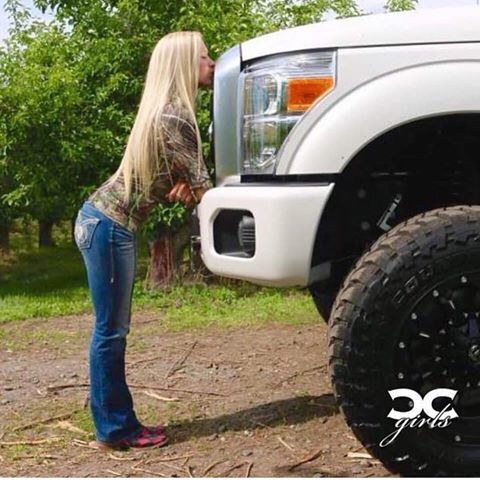 Idea by Danielle Marie on Roots | Country girl truck ...
