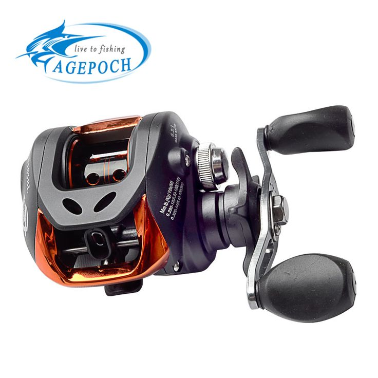 Agepoch 10 1 BB AF103 Bait Cast Baitcasting Jig Left Right Hand Fishing Reel Feeder Carp Gear Sea Spool Peche Wheel ** Check out this great product.