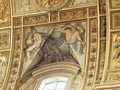 Catino absidale di Sant'Andrea della Valle.  1624-2628