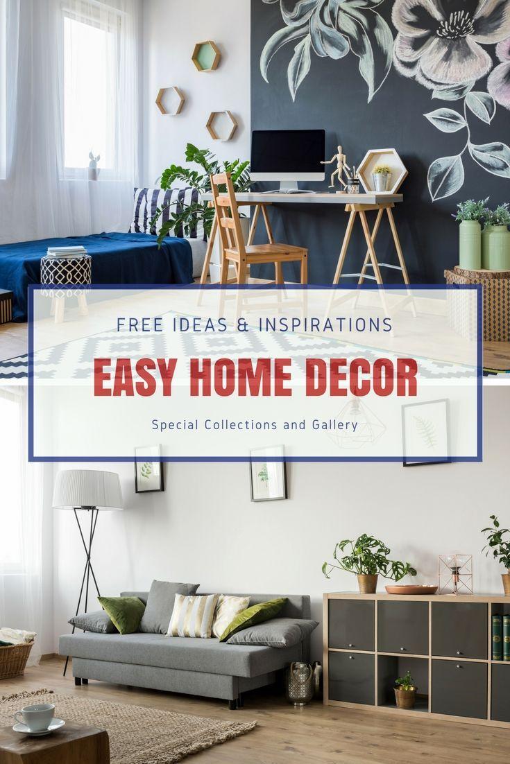easy home decor album spend less with these simple home decor rh pinterest com
