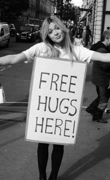 ✔ Free Hugs ~ Hen's Night Bucket List. #hens #night #game