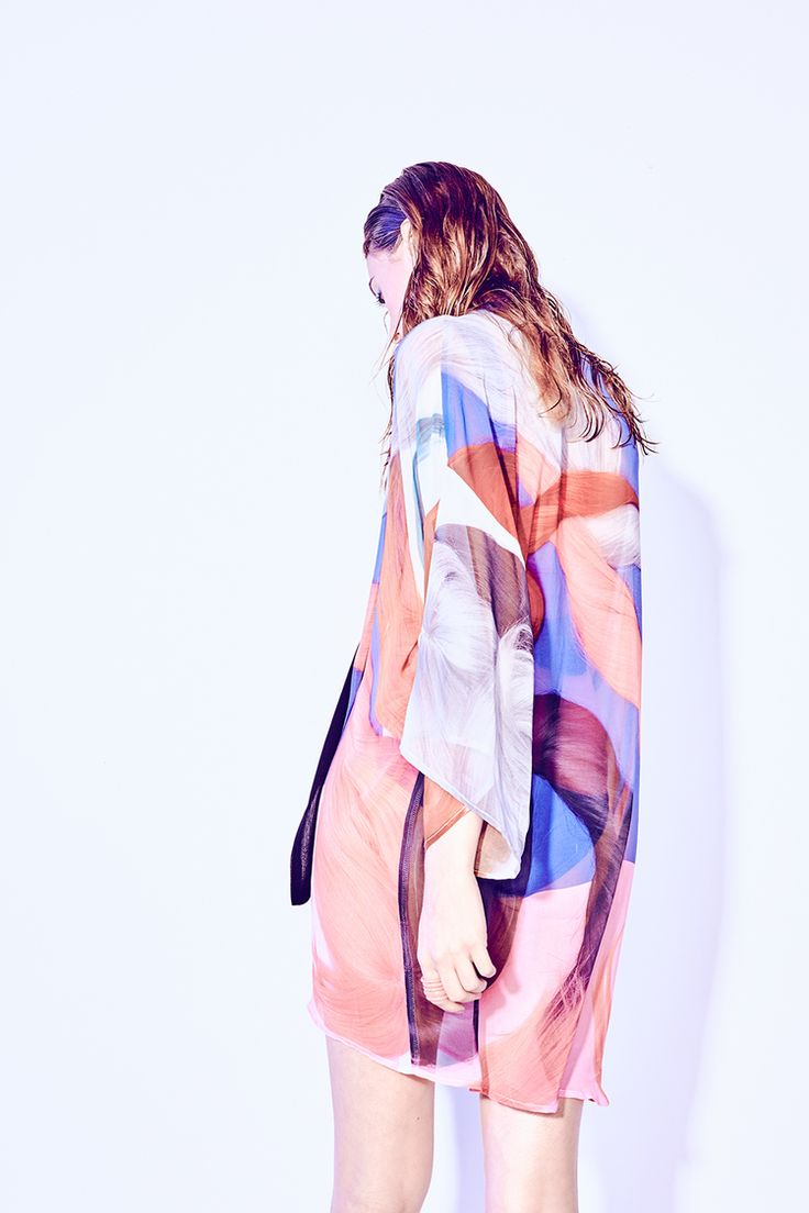 KIMONO - Swimallover x Print All Over Me, beachwear by Mathery Studio  https://paom.com/collections/matherystudio/