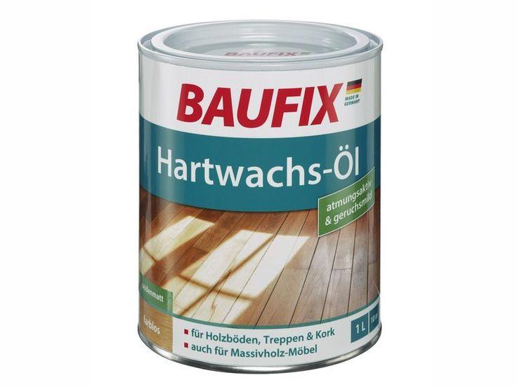 BAUFIX Hartwachsöl / Treppen- und Parkettlack / Treppen- und Parkettpflege - Lidl Deutschland - lidl.de