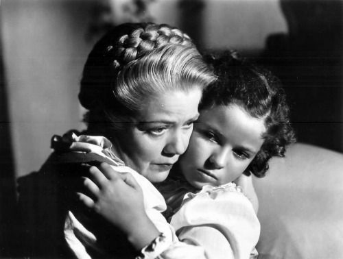 """loveless422: """"Spring Byington and Shirley Temple in The Blue Bird (1940). """""""