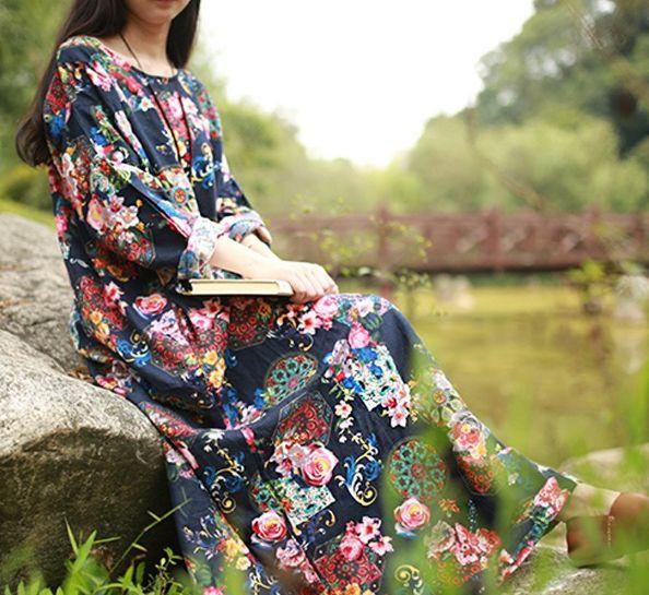 Роскошное макси-платье для теплых весенних деньков! ☀  https://cash4brands.ru/visual1603-1/  Наш подарок: кэшбек с этой покупки!💰