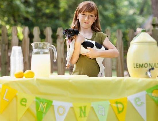 ¿CÓMO SE PUEDE EXPLICAR CREACIÓN DE EMPRESAS A ALUMNOS DE PRIMARIA?¿Cómo se monta un puesto de limonada?