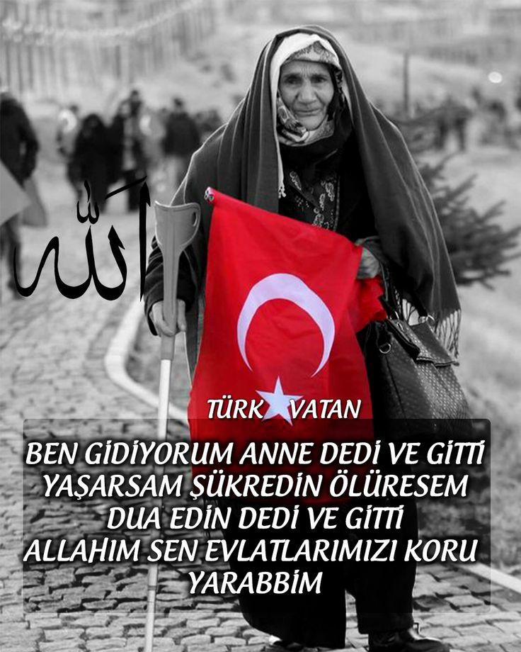 #CUMA #ANNE #BAYRAK #TÜRK