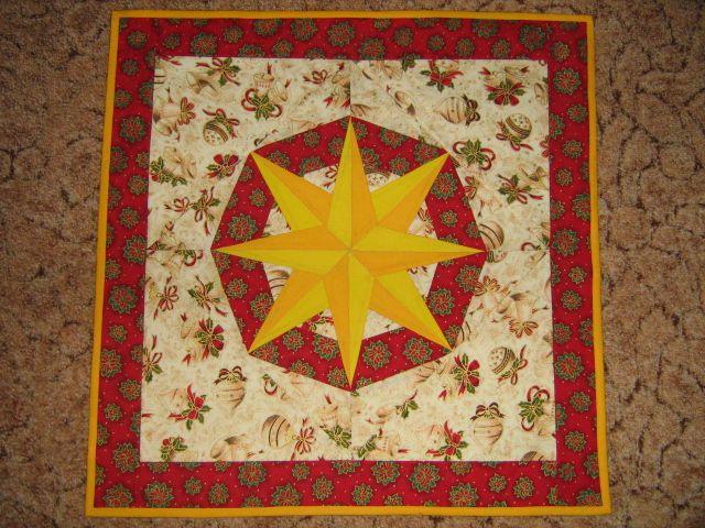 csillagos patchwork