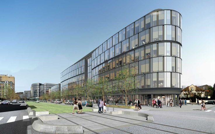 La Garenne-Colombes | Projects | Foster + Partners
