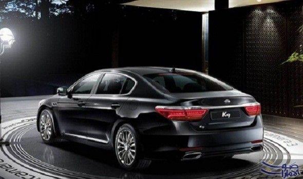 كيا موتورز ترفع شعار الفخامة في التصميم الداخلي لسيارتها الجديدة كيه 9 كشفت شركة كيا موتورز كورب ثاني أكبر منتج سيارات في كوريا Suv Car Suv Car