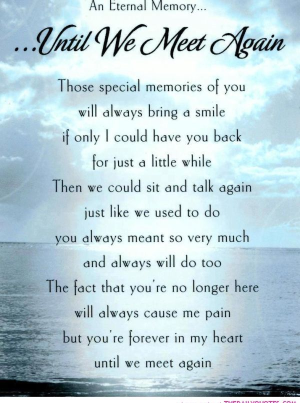 Lost Loved Ones Quotes For Facebook : about Family Death Quotes on Pinterest Missing loved ones, Quotes ...