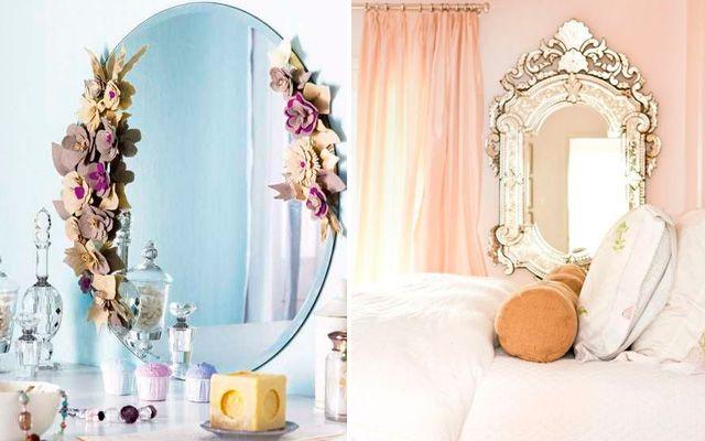 M s de 1000 ideas sobre espejo barroco en pinterest - Formas de espejos ...