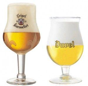 les différents types de verres à bières   Bière et pompe à bière