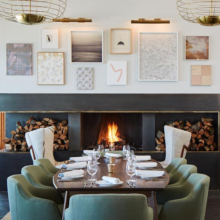 Decorating Secrets We Learned From The Sohohome Instagram Account Soho House Little Beach House Interior Design Dining