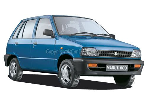 Maruti bids adeiu to its iconic car Maruti 800 !