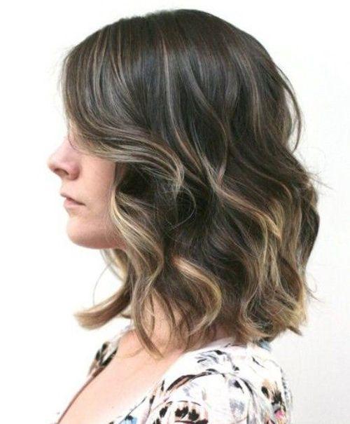 Versatile Medium Ombre Hairstyles for Women