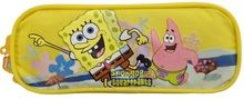 Spongebob Squarepants Plastic Pencil Case Pencil Box - With Patrick Yellow