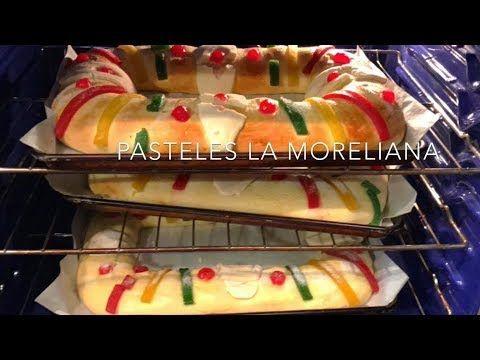 Receta para 10 a 15 roscas de Reyes para NEGOCIO receta básica de masa - YouTube