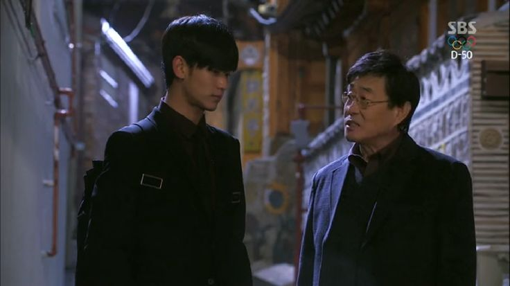"DhamSoJung in Korean Drama ""Man from the Stars"": Kim Soo-Hyun and Kim Chang-Wan"