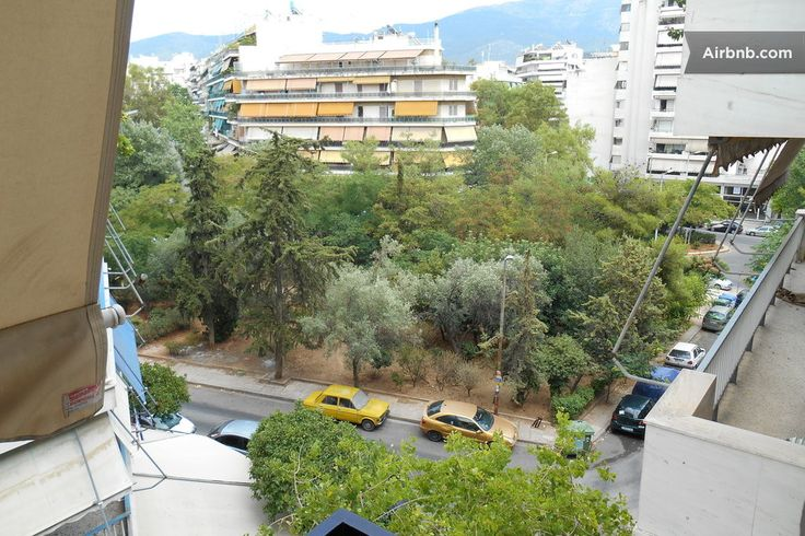 fully furnished apartment in Athens