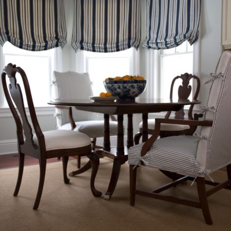 Martha Washington Chair Slipcover Ethan Allen Dining