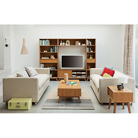 Buy House By John Lewis Stride Living Room Furniture From Our Ranges Range At