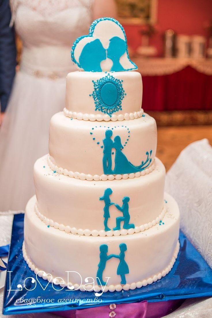 схема рисунка на торт