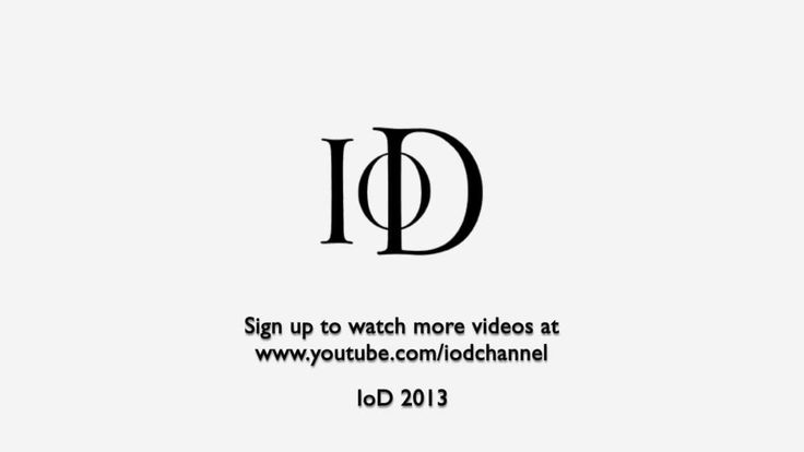 """""""Think not about the 10% #improvement you might make, but about the 10x #improvement you might make."""" #Google's #DanCobley #backstage at the #IoD #AnnualConvention2013. www.iod.com/annualconvention"""