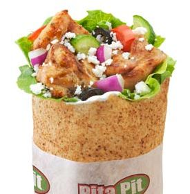 HURRY! WIN 1 of 2 FREE Pita Pit $50 Gift Cards