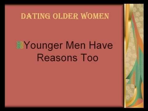 Younger Men Dating Older Women - Dating Older Women Tips