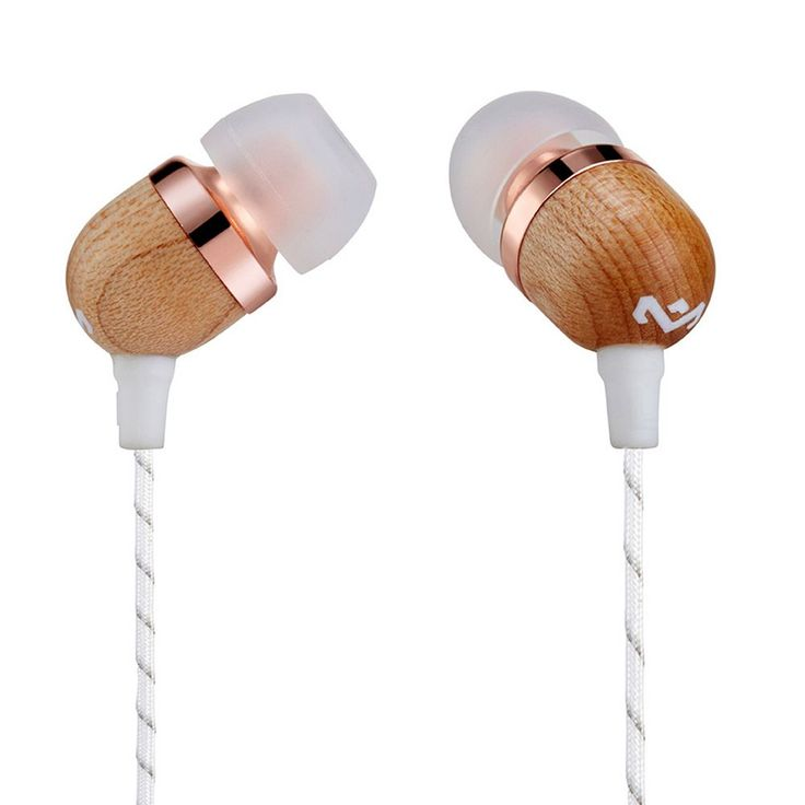 Marley Smile Jamaica Noise-Isolating Earbuds, Multicolor