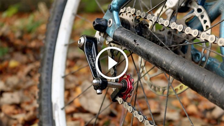Watch: How to Convert Your Hardtail Mountain Bike into a Singlespeed https://www.singletracks.com/blog/mtb-videos/watch-convert-hardtail-mountain-bike-singlespeed/