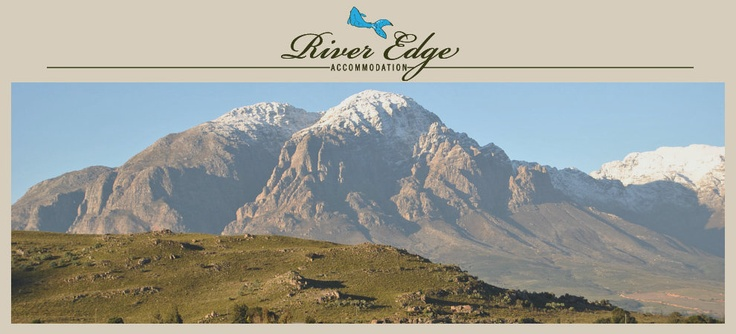 At River Edge Accommodation you are surrounded by mountains that turn pink at sunset, vineyards stretching to the horizon, fynbos alive with small wildlife, and the Breede River on your doorstep - and yet you are only an hour away from Cape Town.