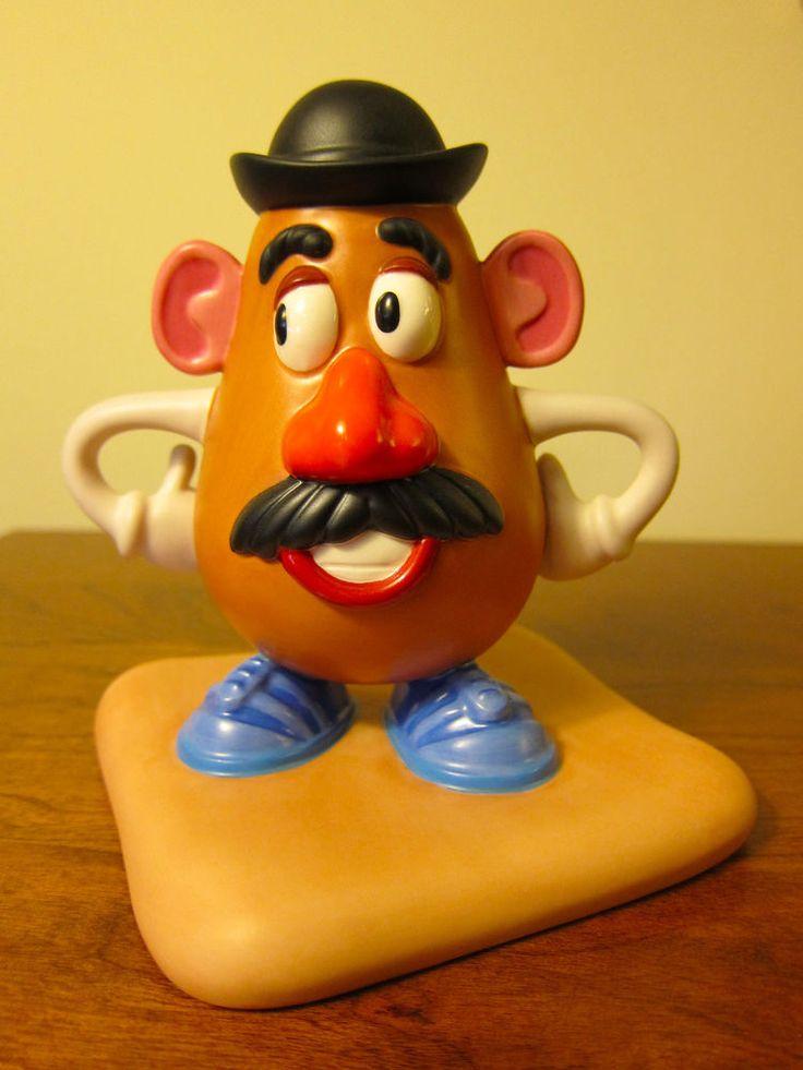 wdcc disney pixar toy story 2 mr potato head quotthats