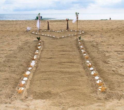 Como Decorar una Boda en la Playa - Lindas Ideas ! - Bodas