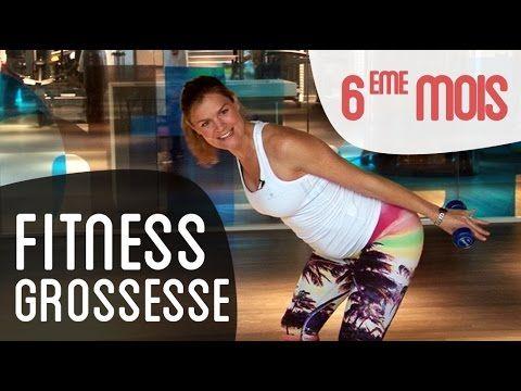 Fitness - 6ème mois de grossesse