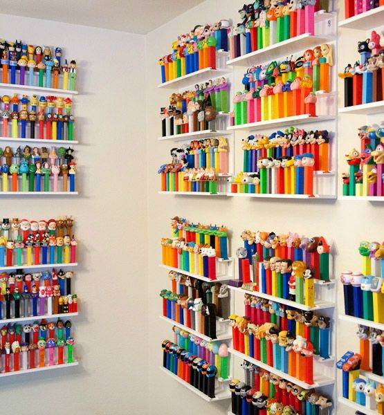 10 unexpected things people collect pez dispensers life made