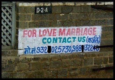 This offer to pay for true love. | 23 Hilarious Notices From India That Will Definitely Get Your Attention