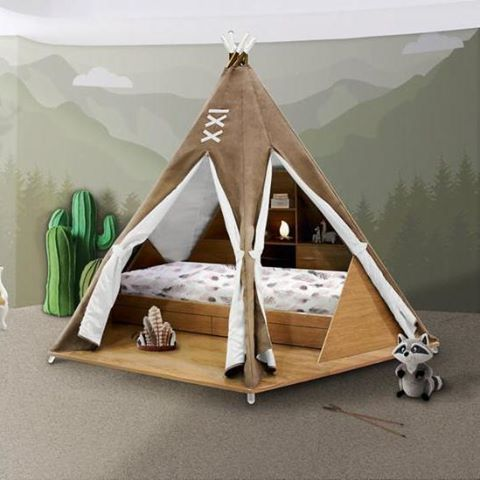 Superior Circu, Will Certainly Be One Of The Top Exhibitors, With Children Furniture  Novelties Has The Incredible TeePee Room.