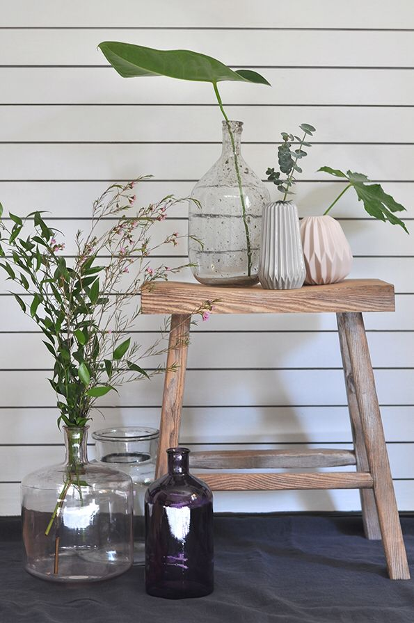Spring in coming #spring #scandinavianwood #stool #makehomeeasier