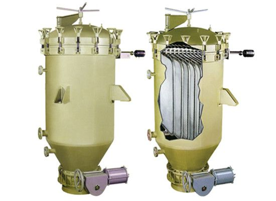 Palm Oil Filtration selection is extremely important for improving yield of liquid palm oil during palm oil fractionation process. Currently industrial filtration system contains drum filter,plate frame filter, and vertical leaf filter.