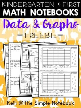 This pack is to help with data and graphs for kindergarten and first grade (using math journals). I hope it saves you time, paper and energy!The resources are pretty straight forward-I tried to get a couple to each page to save paper! There are a few options to fit the needs of your class.Common Core:K.MD.3 Classify objects into given categories; count the numbers of objects in each category and sort the categories by count.1.MD.4 Organize, represent, and interpret data with up to three…
