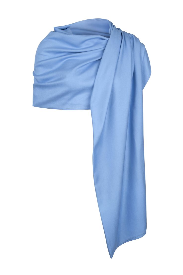 The Ethical Silk Co - Blue Mulberry Silk Wrap  http://www.theethicalsilkco.com/shop/mulberry-silk-wrap-blue