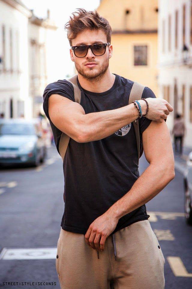 Fine 1000 Images About Men39S Hairstyles On Pinterest Men Short Short Hairstyles Gunalazisus
