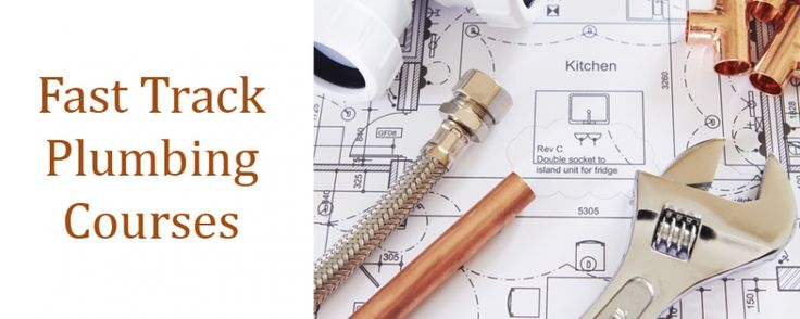 Fast track #plumbing #courses!