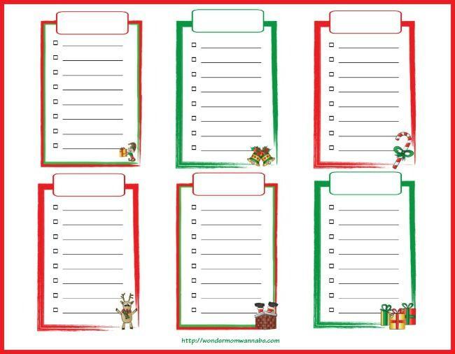 Best 25+ Christmas List Maker Ideas On Pinterest | Person Maker, Nugget Ice  Maker And Kitchen Maker  Christmas List Maker Free