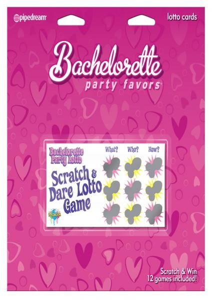 Bachelorette Party Favors Lotto Cards 12 Each Per Pack #sextoys #sextoysshop #Games #Novelties #extras #Couples #Pleasure #Party #Fun #playing #cards #Bongage #Body #Fetish #Sex #Toys ... For more information visit: www.sextoysshop.com