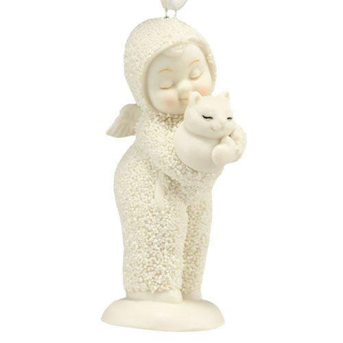 Kitten Carrier Ornament ~ UPC: 045544527002