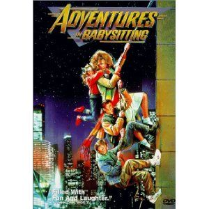 Ohmigoodness!  Adventures In Babysitting, one of my old favorites!