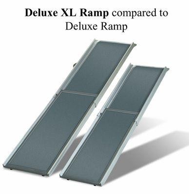 Deluxe XL Adjustable Dog Ramp